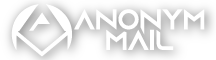 Temporary Email | AnonymMail.net Logo
